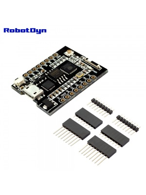 WIFI D1 MINI ESP8266 dev. board, USB CP2104 (32Mb flash)