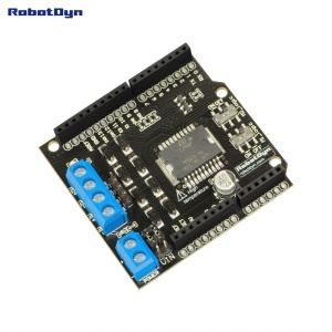 Motor Shield 2A L298P 2-motors for Arduino