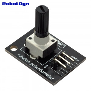 Rotation potentiometer (analog) 10K