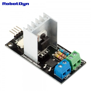 AC Light Dimmer Module, 1 Channel, 3.3V/5V logic, AC 50/60hz, 220V/110V