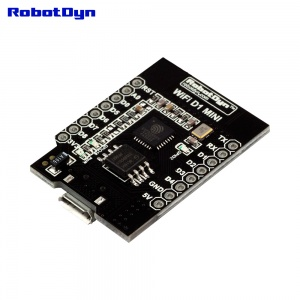 WIFI D1 MINI ESP8266 dev. board, USB CH340G (32Mb flash)