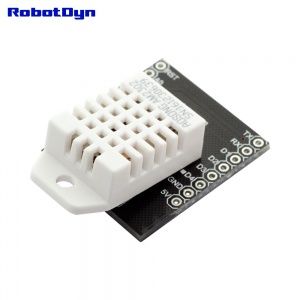 WIFI D1 mini - T&H sensor shield - DHT22