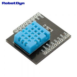 WIFI D1 mini - T&H sensor shield - DHT11