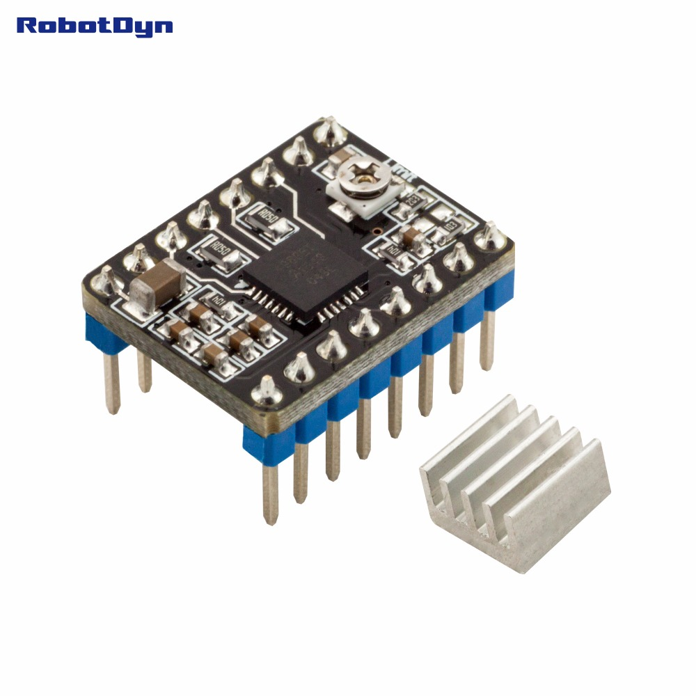 3D printer KIT 3 Budget: A4988 stepper motor driver