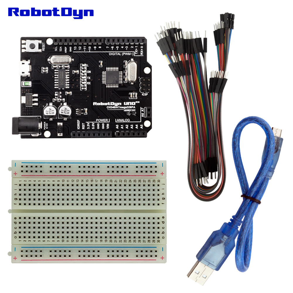 Uno R3 Minimal KIT compatible for Arduino