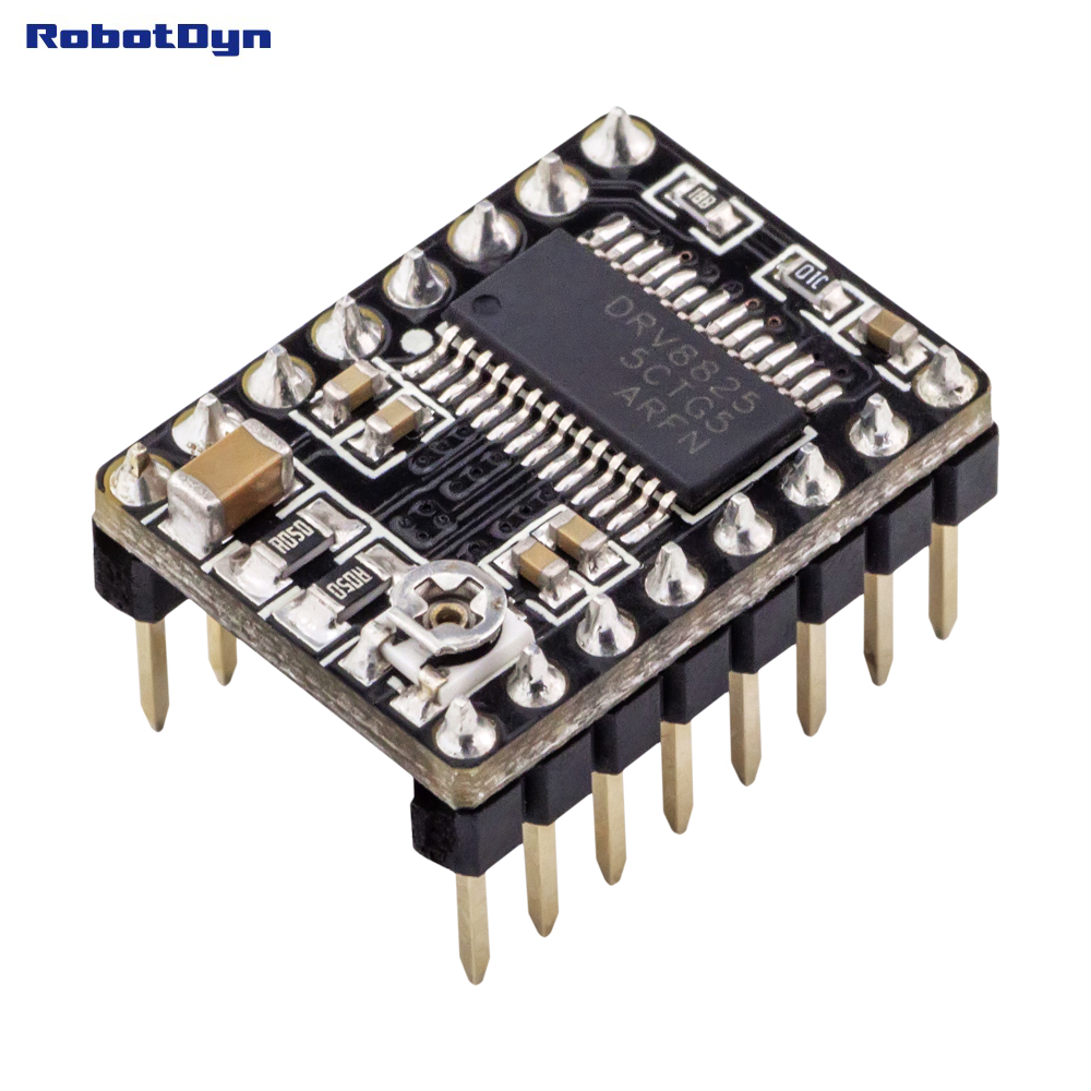 3D printer KIT 3 Budget: DRV8825 stepper motor driver